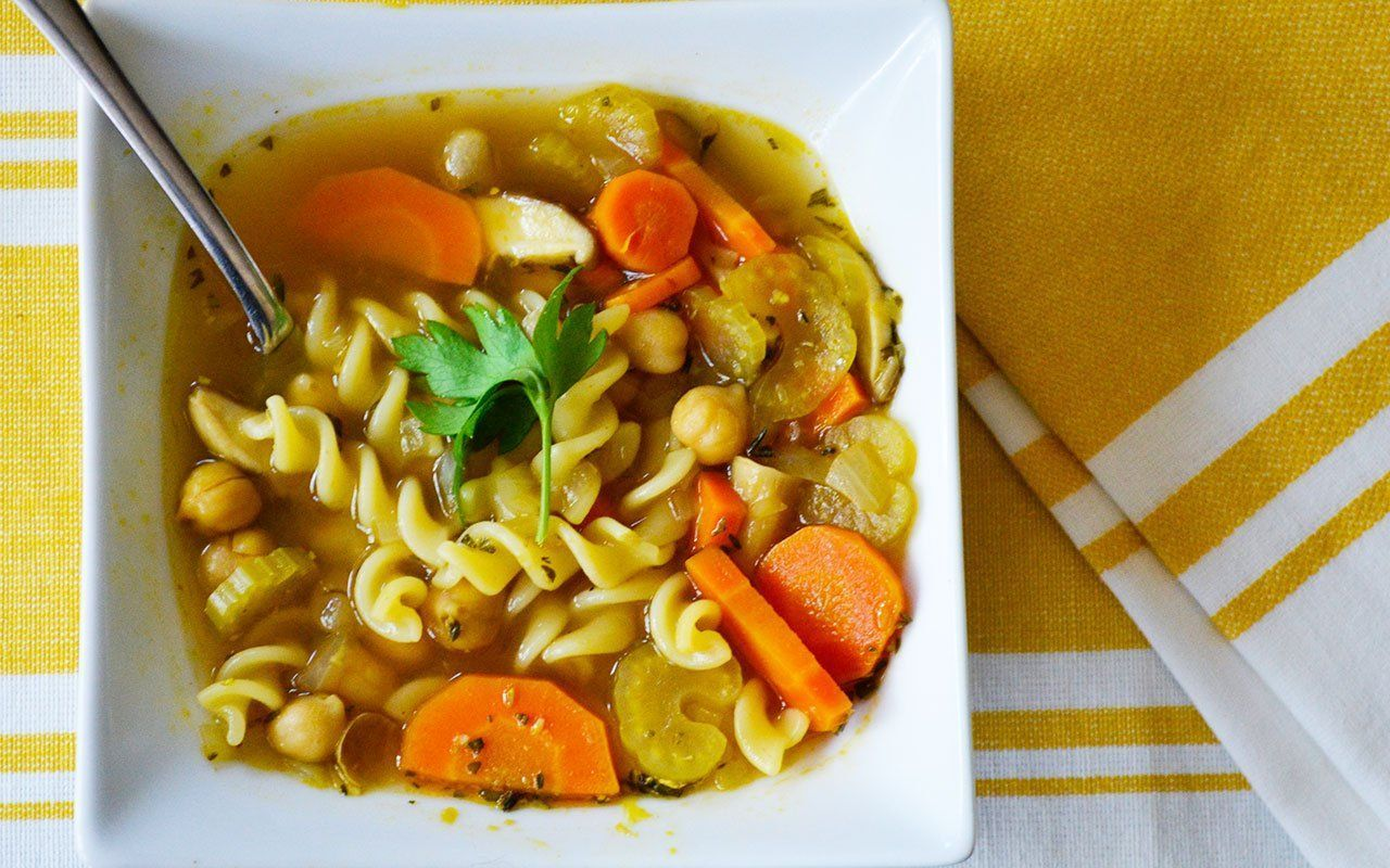 This Vegan Noodle Soup Rivals Your Grandma's Chicken Version #chickpeanoodlesoup This Vegan Noodle Soup Rivals Your Grandma's Chicken Version #chickpeanoodlesoup This Vegan Noodle Soup Rivals Your Grandma's Chicken Version #chickpeanoodlesoup This Vegan Noodle Soup Rivals Your Grandma's Chicken Version #chickpeanoodlesoup