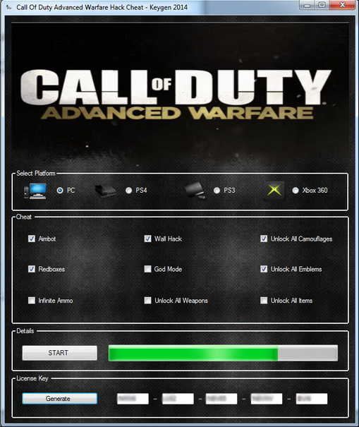 aimbot call of duty advanced warfare xbox one