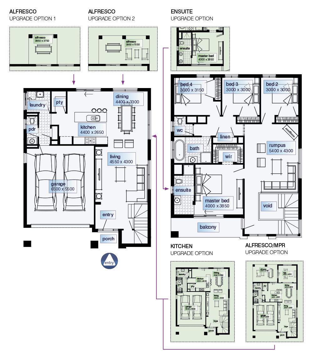 Simonds Homes Floorplan - Chelsea   New Home Designs   Pinterest ...