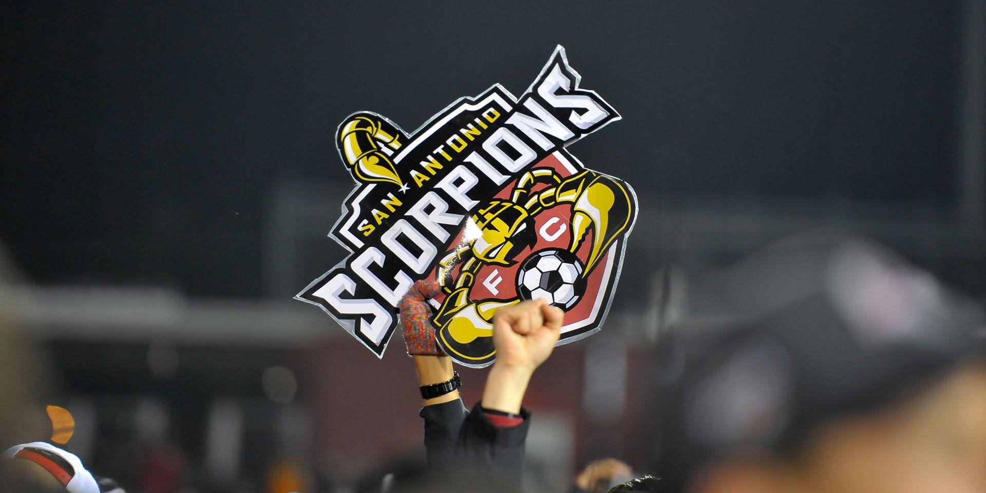 San Antonio Scorpions Logo Design San Antonio Logo Design