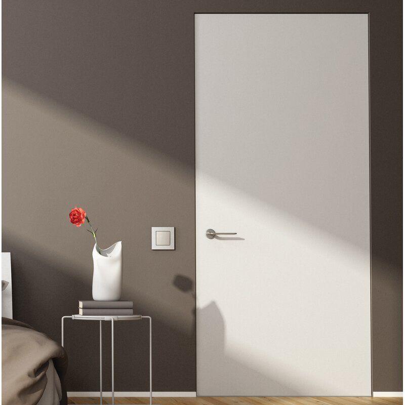 Flush Manufactured Wood Hollow Primed Brighton Standard Door Doors Interior Prehung Interior Doors Interior