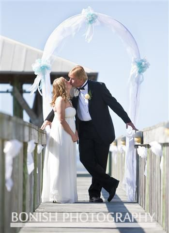Getting Married On The Dock In Cedar Key Florida Photo By Pat Bonish Photography