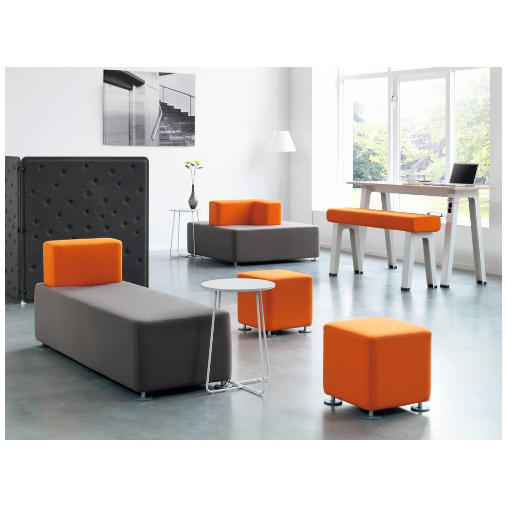 Residential Office Furniture: Furniture Sofa Set, Table Desk, Library Furniture