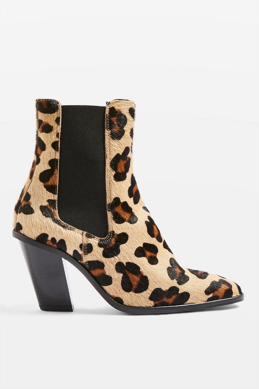 morty la léopard bottes souliers dans la morty liste des bottines a98ae0