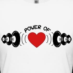 power of <3