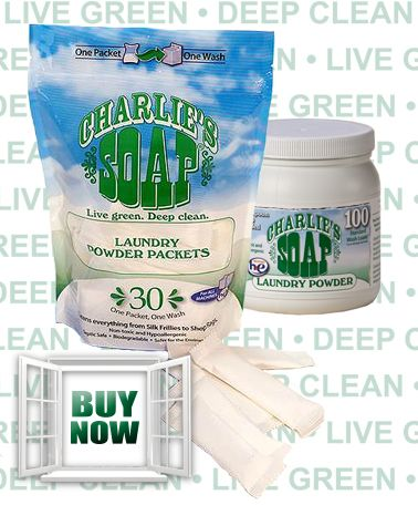 Charlie S Soap Laundry Powder Great For Cold Water Washing