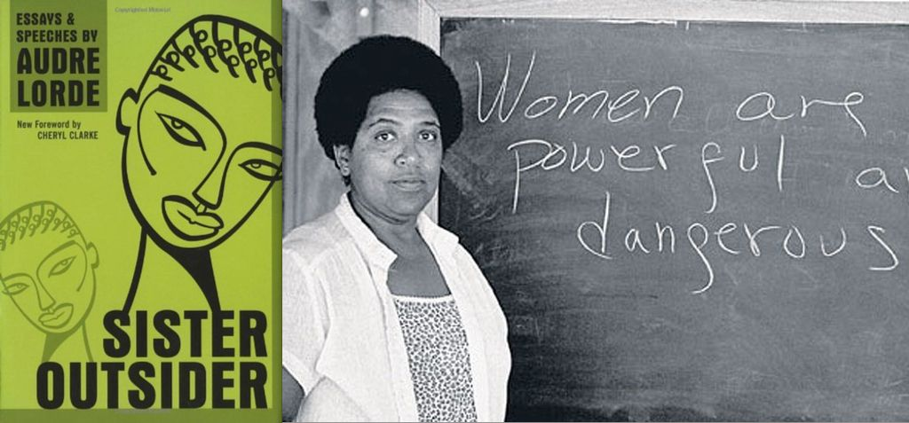 <i>Sister Outsider</i> by Audre Lorde