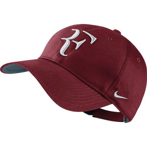 presenting huge selection of large discount Details about New Nike RF Roger Federer Hat Cap Team Red ...