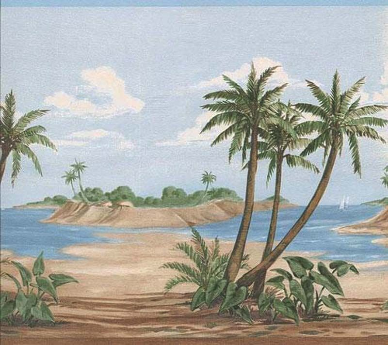 Pin by Gayla Graven on Beach House Wallpaper Borders