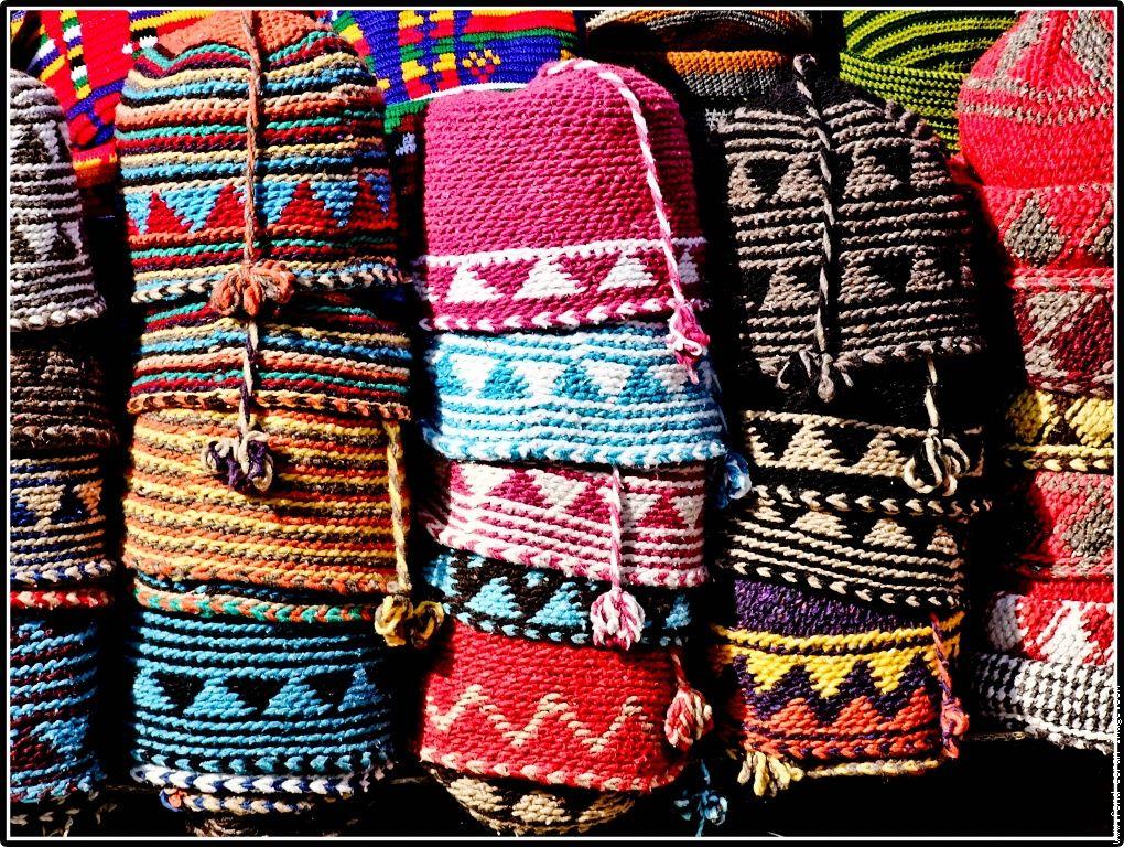 Bonnets marocains