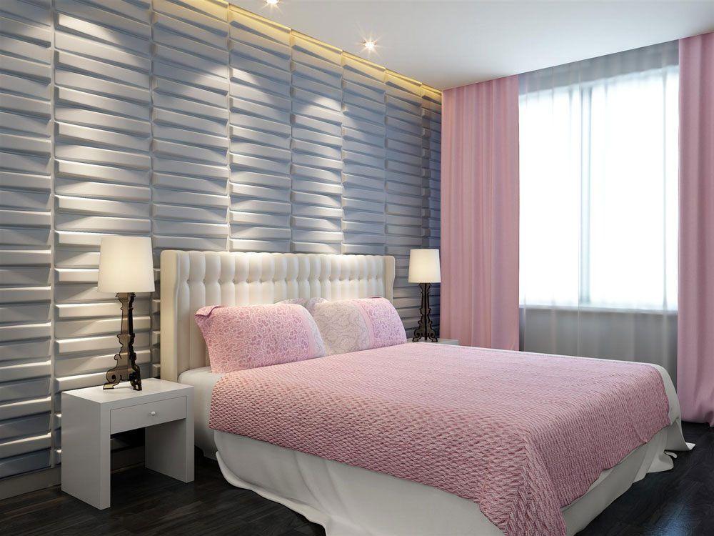 akzent wände für schlafzimmer braun decke waschtisch grüne