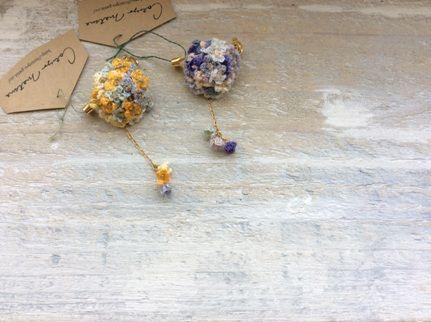 cotoyo matsue ・・・・・・・ 手編みアクセサリー  | watagumo舎