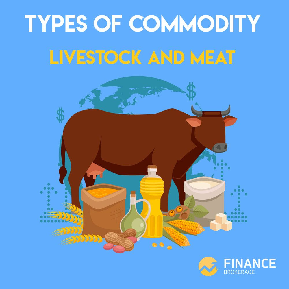 Learn the for types of Commodities in Commodity Trading