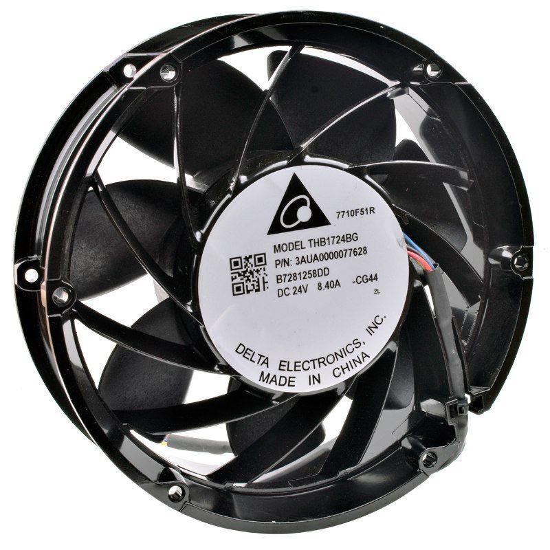 Delta Thb1724bg Dc24v 8 40a Super Wind Inverter Cooling Fan