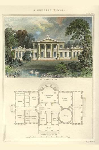 17 Best images about Historic House Plans on Pinterest Mansions