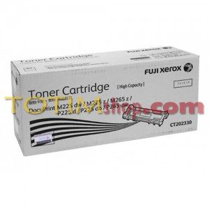 Toner Fuji Xerox Dp 225 265 High Capacity Ct202330 Totimshop