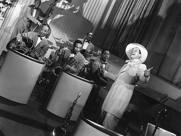 Now showing on PBS.org: Cab Calloway: Sketches