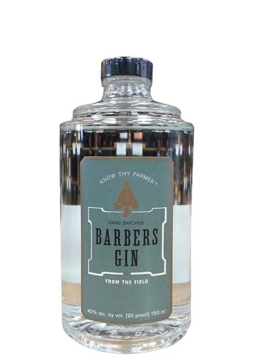 Barbers gin gin distillery and coriander blueprint brands barbers gin malvernweather Choice Image