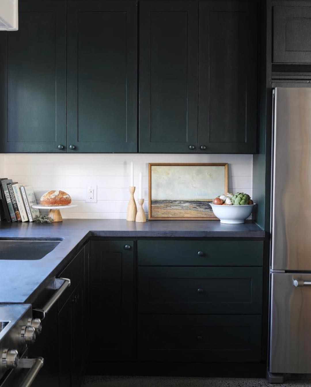 Mcgee Co On Instagram Tgif Everything Is On Sale And This Artwork Is Spend 150 To Get 15 Diy Kitchen Cabinets Modern Kitchen Cabinets Kitchen Design