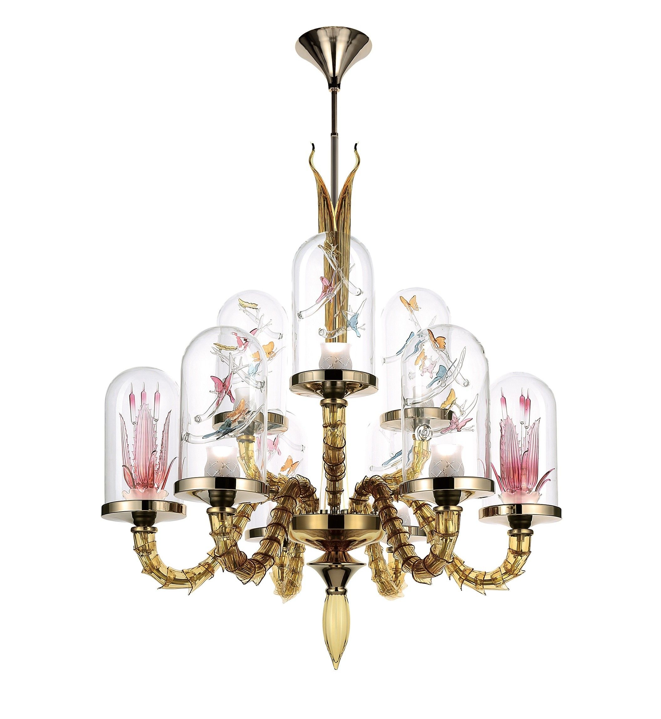 Fabulous Chandeliers from La Murrina: http://www ...