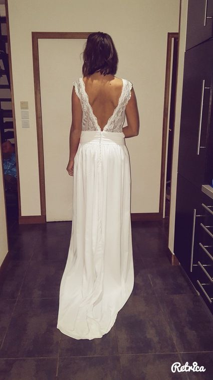 Robe de mariée Inspirée Laure de sagazan