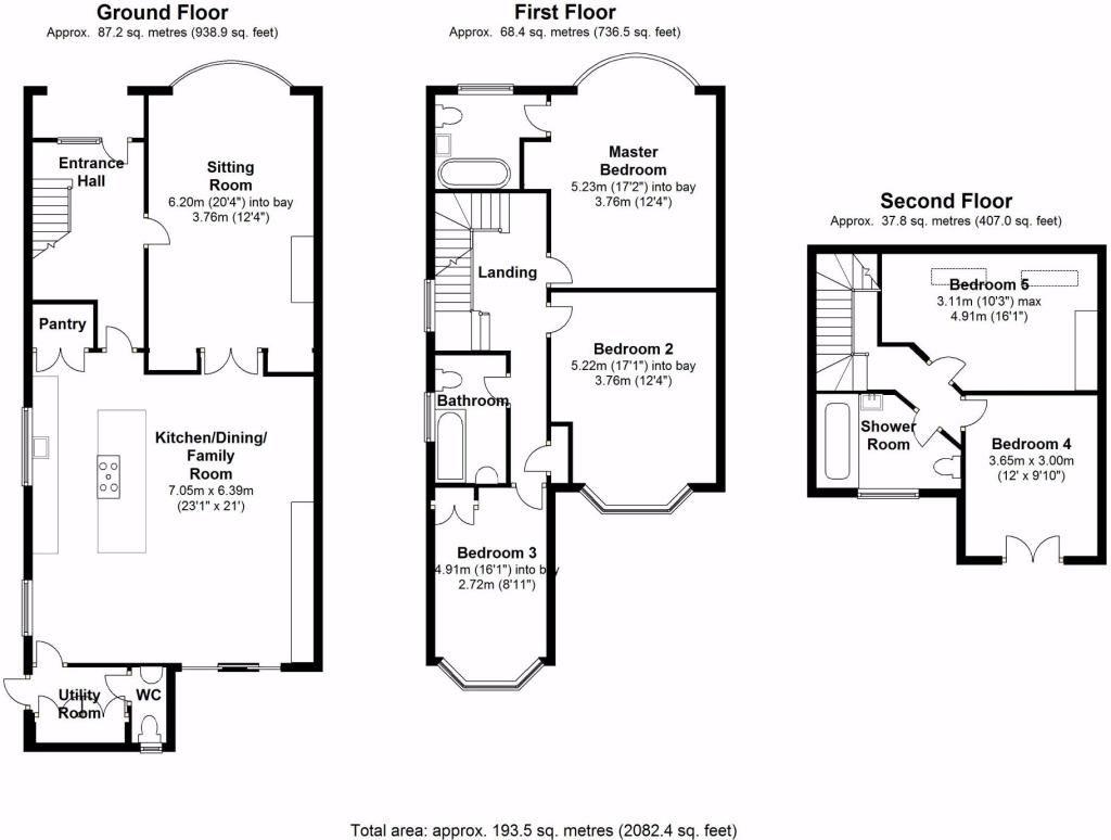 Loft Conversion Floor Plan Ideas