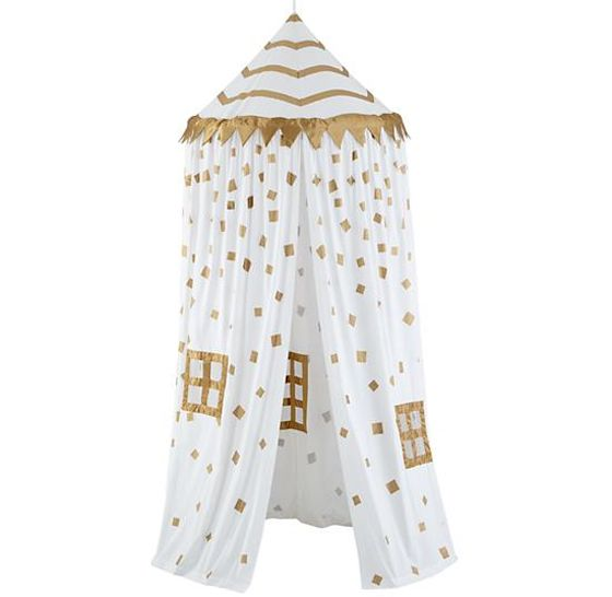 Gold Confetti Canopy Play Tent #canopy #playroom  sc 1 st  Pinterest & Gold in the Nursery | Tent canopy Gold confetti and Playrooms