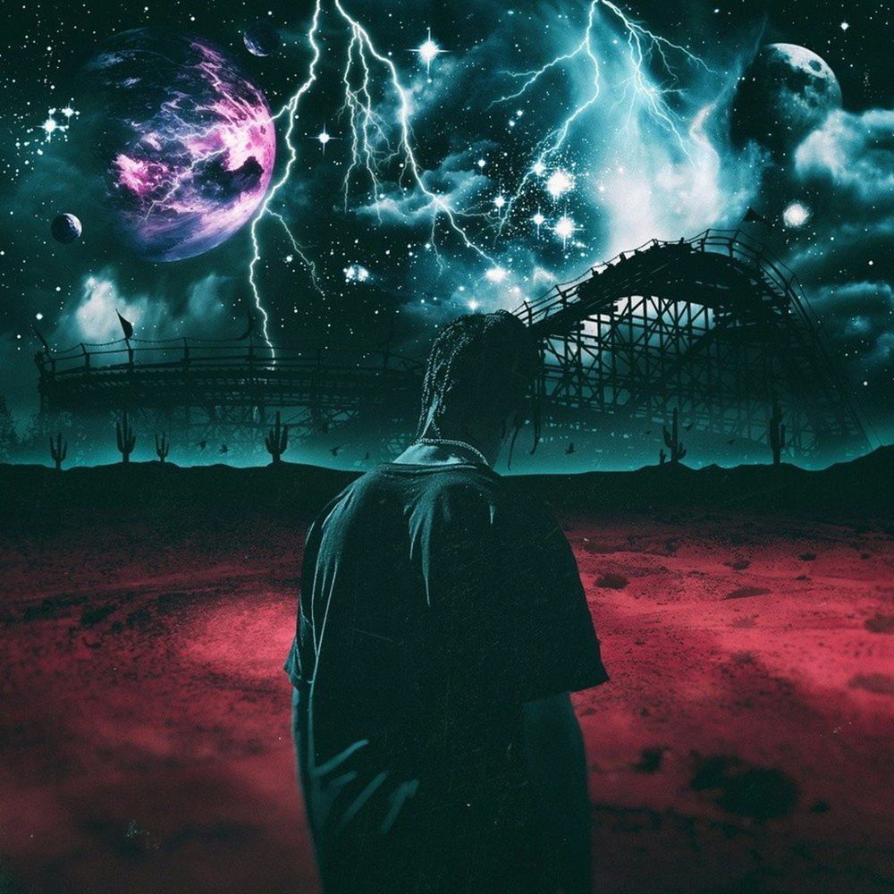 1 Album Two Weeks Of August And Two Weeks Of September 2018 Travis Scott Astroworld Papel De Parede Rap Fotos Papeis De Parede Para Iphone