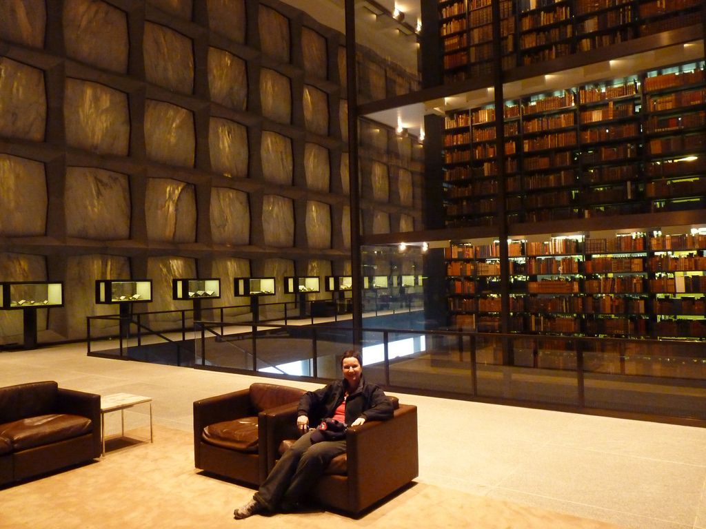 The Beinecke Rare Book And Manuscript Library At Yale University. |  Libraries | Pinterest