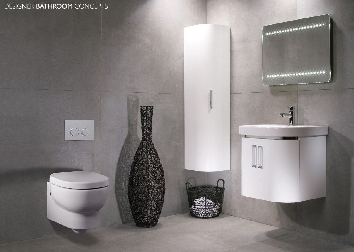 gloss gloss modular bathroom furniture collection. On Display We Have Roper Rhodes Valencia, New England, Signatures And Their Fitted Furniture Range. The Contact Range In Black High Gloss Karma Modular Bathroom Collection E