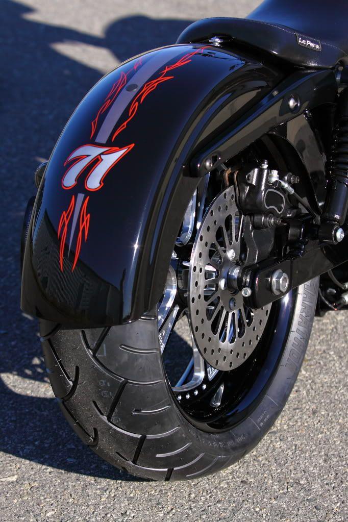 Rear Tire 18 180 55 Vs 200 50 Harley Riders Usa Forums Harley Bikes Custom Motorcycles Bobber Harley Davidson