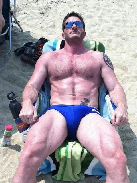 horn religious muscle hunk