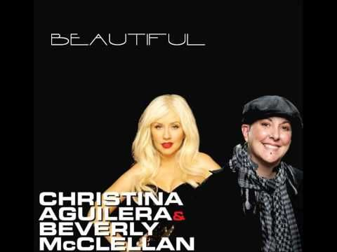 Beverly McClellan & Christina Aguilera - Beautiful (The Voice Season 1) Studio Version - if someone has the live version,  PLEASE pin it!