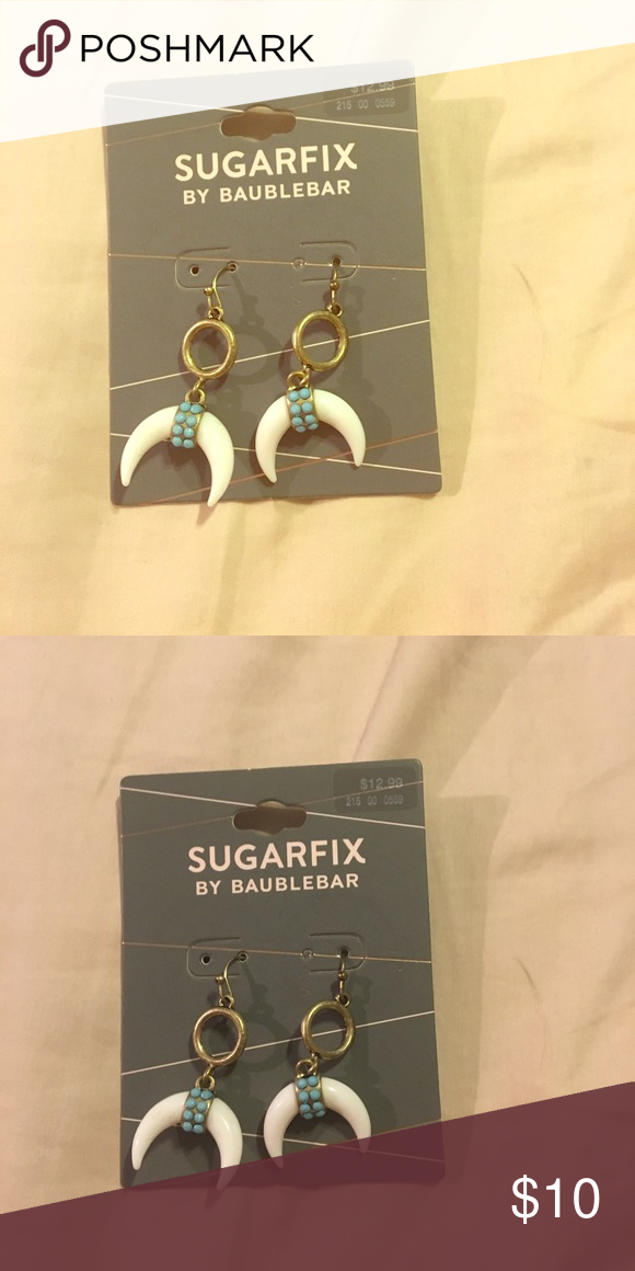 BNWT Sugarfix by Baublebar    $10 Great earrings for any