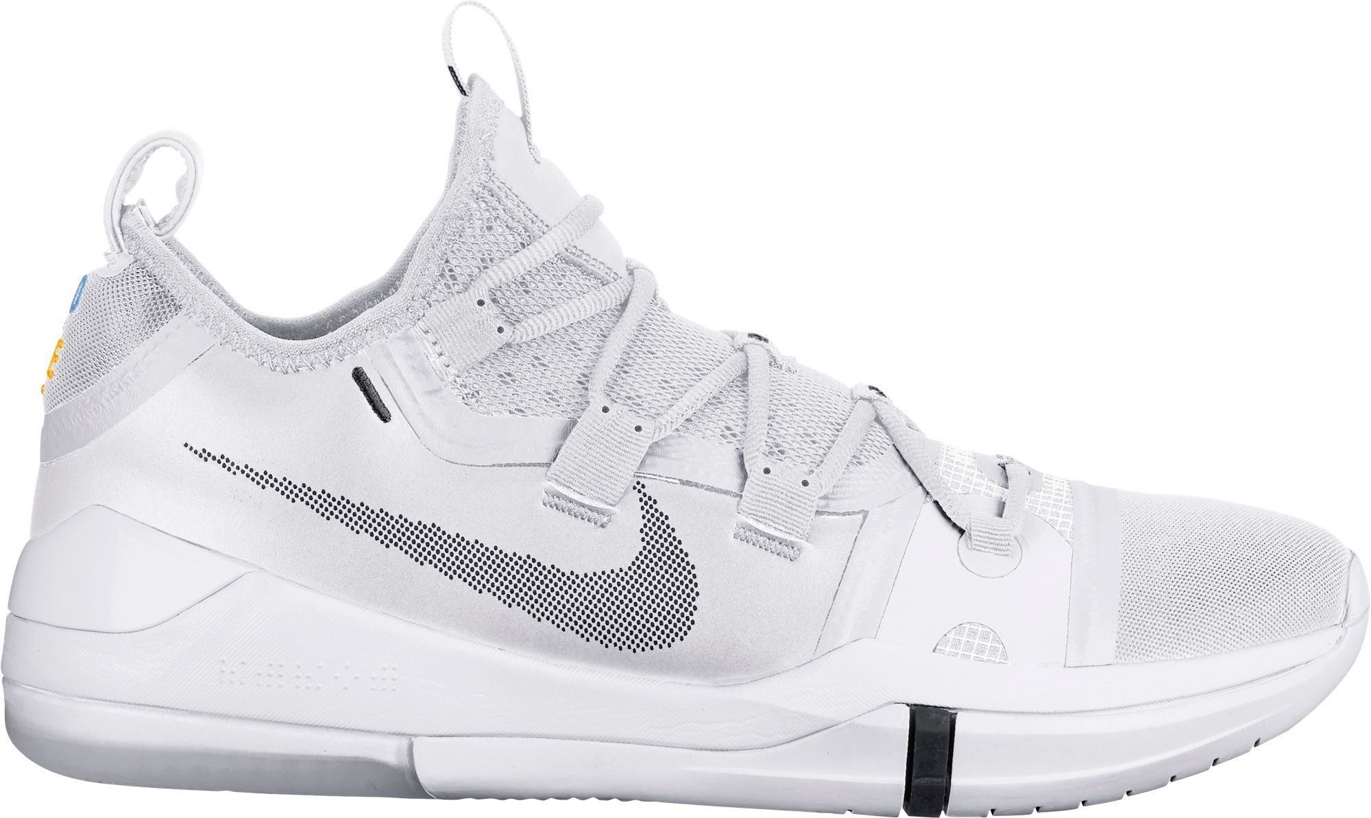new product c8d6d 7ba84 Nike Men s Kobe A.D. TB Basketball Shoes, White