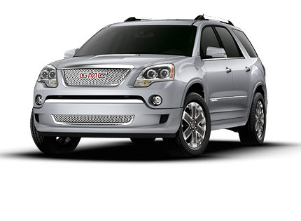 New 2012 Gmc Crossover Vehicles Gmc Crossover Cars Mid Size