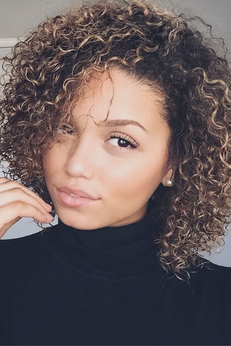 Wash And Go Routine For 3b 3c Curly Hair How To Style Curly Hair Natural Hair Curly Hair Styles Naturally Natural Hair Styles Curly Hair Styles