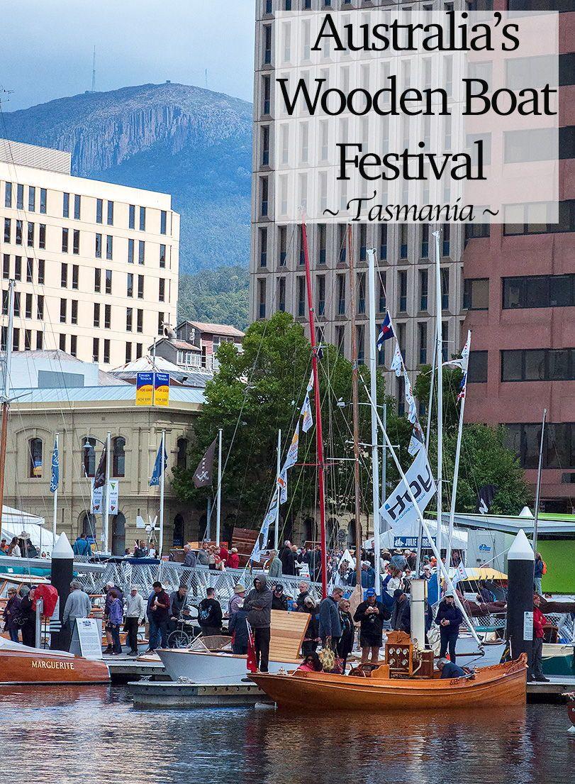 A Memorable Day at Hobart's Australian Wooden Boat Festival