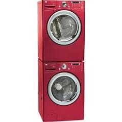 Stacking Lg Washer And Dryer Lg Washer And Dryer Red Washer And Dryer Washer And Dryer