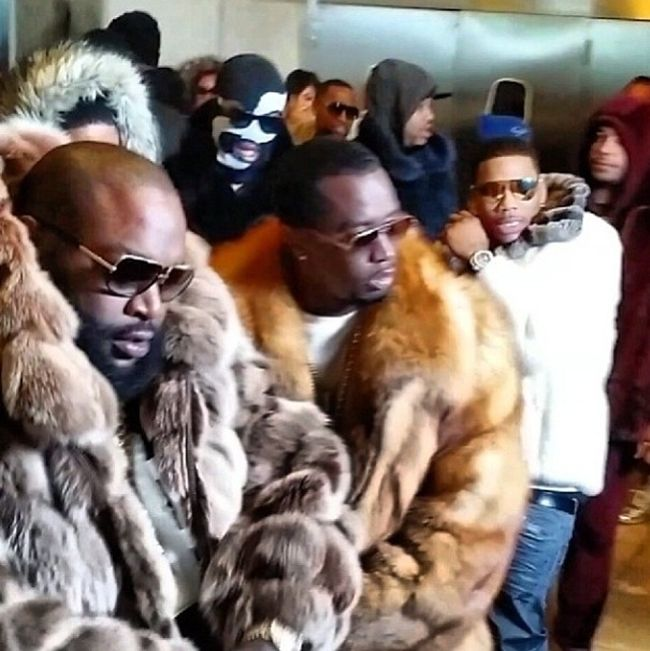 Super Bowl Party Decorations Uk: Rick Ross' Super Bowl XLVIII Weekend Experience (Video