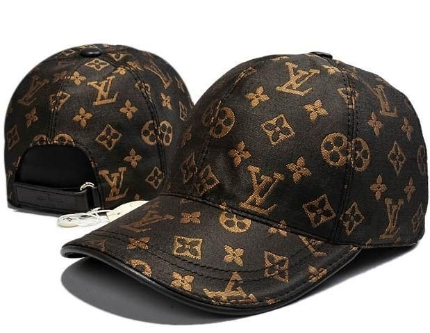 Louis Vuitton Monogram Baseball Cap  b5ed541ada5