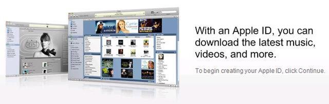 How to Quickly Get an Apple ID for Digital Music | Places to