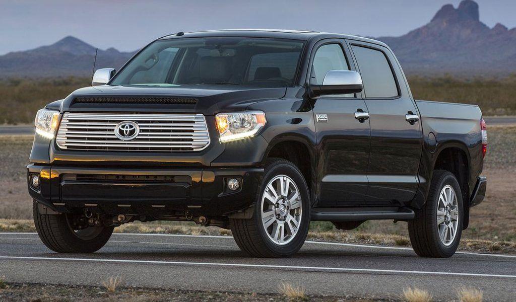2020 Toyota Tundra Design Engine And Release Date Toyota Tundra Toyota