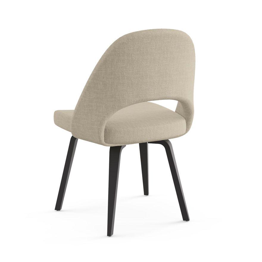 Wonderful Saarinen Executive Armless Chair | Knoll