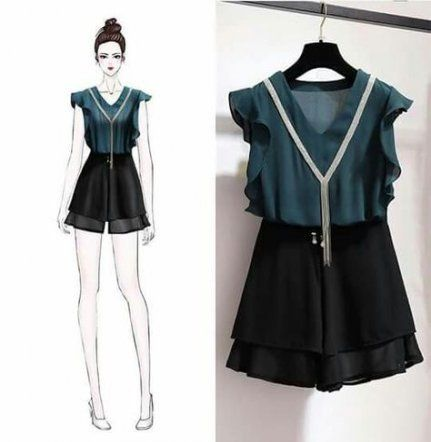 Photo of Fashion Sketches Dresses Hair 33 Ideas