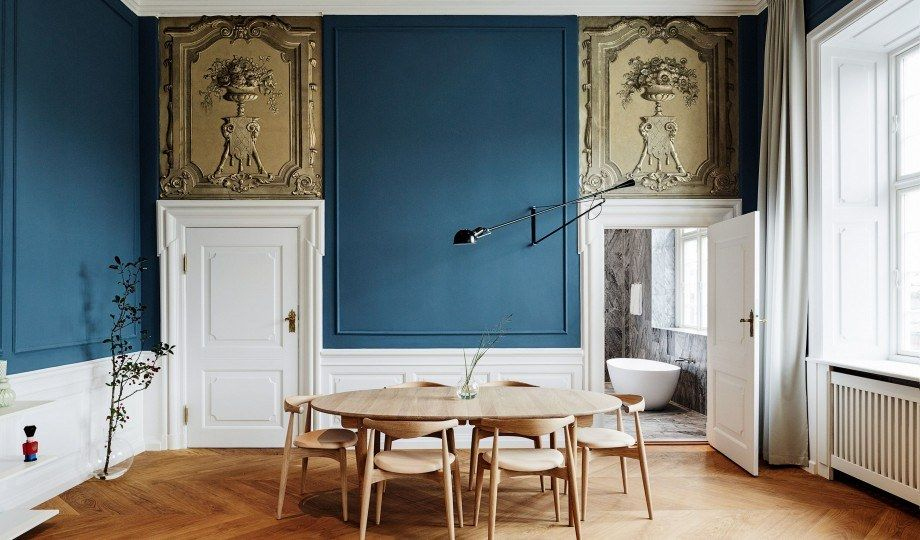 Recently we've been admiring Nobis Hotel Copenhagen, a new hotel in a grand 1903 building that once housed the Royal Danish Conservatory of Music. In renov