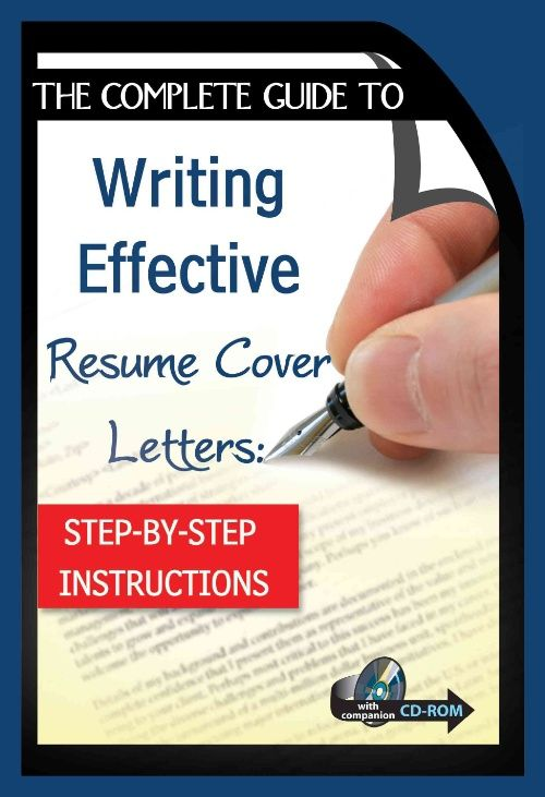 Resume Writing Step By Step Guide