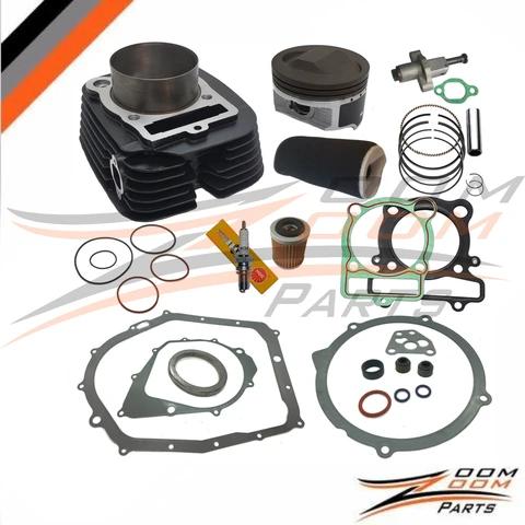 Big Bore 366 Zoom Zoom Parts In 2020 Dirt Bike Parts Quad