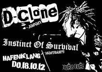 d-clone,instinct of survival