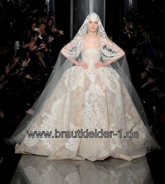 Brautkleid mit Schleier viktorianischer Stil | VICTORIANISCH ...